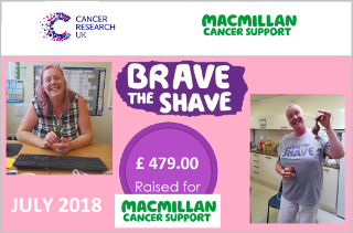 18 Brave the Shave