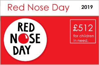 19 Red Nose Day