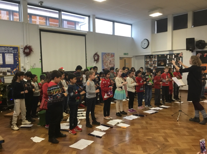 Year 4 Recorder Assembly
